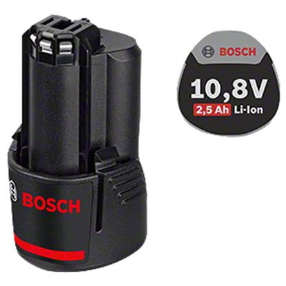 Bosch GBA 12V 2.5 Ah yedek akü resmi