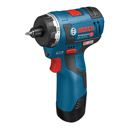 Bosch GSR 12V-20 HX Professional Akülü Delme Vidalama resmi