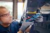 Picture of Bosch GWB 12V-10 Professional Akülü köşe matkabı