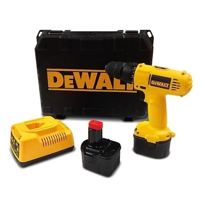 Dewalt DW907KA 12V Şarjlı Darbesiz Vidalama 2.0 Ah resmi