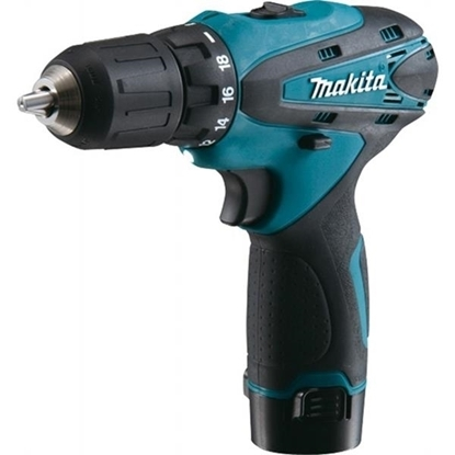 Picture of MAKITA DF330DWE LI-ION AKÜLÜ MATKAP TORNAVİDA