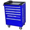 İzeltaş 8235 Partner Serisi Takım Dolabı (5 Çekmeceli) mavi